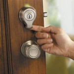 The Weiser Smart Scan Deadbolt should be installed by a locksmith in Toronto